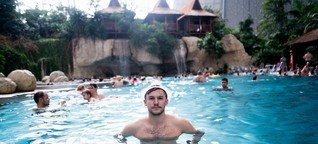 Ich habe 24 Stunden im Tropical Island verbracht