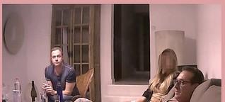 Strache auf Ibiza: Er wollte doch nur flirten   Wienerin