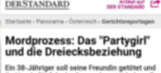 Das Partygirl, die Dreiecksbeziehung und sexistische Berichterstattung zu Femiziden | Wienerin
