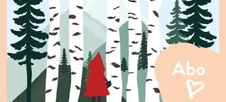 Was wären Märchen ohne Wald?