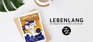 Produktverantwortliche für LEBENLANG Ausgabe N°20: