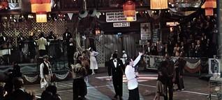 Tanzmarathons in den 20er Jahren