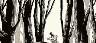 Vatermilch, der neue Comic von Uli Oesterle