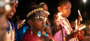 Genitalverstümmelung in Kenia: Kampf gegen Rasierklingen