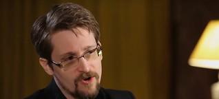 Russischer Pass für Snowden
