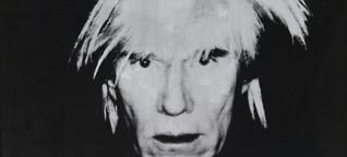 Neue Warhol-Biografie: Der Mann, der sich zum Kunstwerk formte