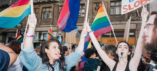 Sarajevo hat sein Coming Out