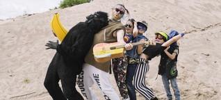 Zuckerblitz Band: Kindermusik, die Spaß macht - und trotzdem cool ist