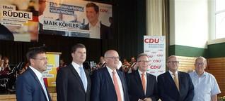 CDU startet stark in die heiße Wahlkampfphase