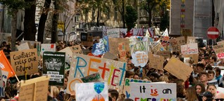 Ökosoziale Steuerreform: Auf eineinhalb Augen blind - Unsere Zeitung