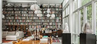 Neuer Bildband: Die schönsten Privat-Bibliotheken
