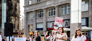 Wie Studierende und Frauen gegen eine Diktatur kämpfen