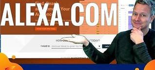 """Content Ideen finden mit """"Popular Articles"""" von Alexa.com"""