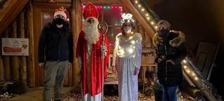 Muslime lernen Weihnachtstradition kennen