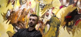 The Historical and Contemporary Painting of Adrian Ghenie