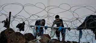 Flüchtlingslager Moria in Griechenland: Zwischen Elend und Abschreckung