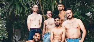 COVERSTORY: Mannsbilder - Warum auch Männer Body Positivity brauchen