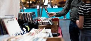 Faszination Vinyl   Soundgalerie, Hochschulradio Stuttgart
