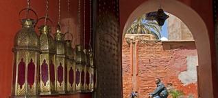 Marokko: Radtour in der Medina von Marrakesch - WELT