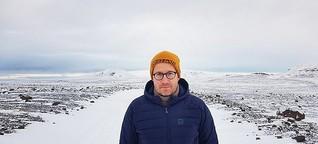"""""""Wasser und Zeit"""" - Ein Road Trip mit Andri Snaer Magnason"""