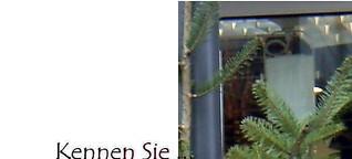 NordSüdWeihnachtsKonkurrenz - 188. Rätsel für UmdieEckeDenker