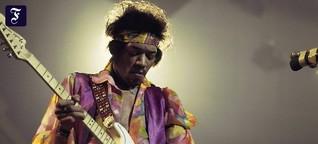 Biographie über Jimi Hendrix: Müde und hungrig schrieb er Musikgeschichte