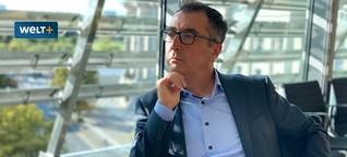 """Videoporträt mit Cem Özdemir: """"Ich dürfte nicht verantwortlich sein für Innenpolitik - ich wäre zu hart"""" - WELT"""