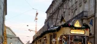 München: Weihnachtserinnerungen