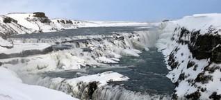 Island im Winter - Frostiges Abenteuer in der Wildnis