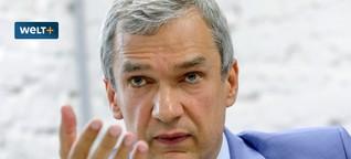 """Lukaschenko-Gegner Pawel Latuschko: """"Die Beamten fürchten sich"""""""