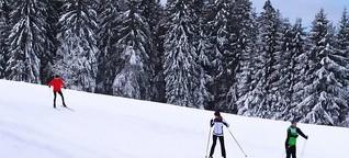 Corona und Wintersport: Wie problematisch ist Langlauf?
