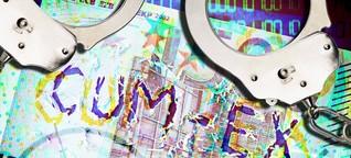 Wirtschaftskriminalität - Cum-Ex, Wirecard, VW-Skandal