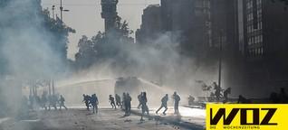 Aufstand in Chile: Das Feuer mit Benzin gelöscht