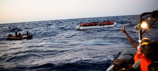 Das Sterben im Mittelmeer kennt keinen Lockdown