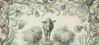 Buridans Esel - Fabel - Willensfreiheit