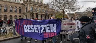 Kampf gegen Obdachlosigkeit in Hannover: Heimliche Hausbesetzung