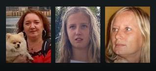 Noch 3 Vermisste nach Erdrutsch: Keine Hoffnung mehr für Rasa, Ann-Mari und Victoria
