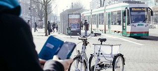 Selbstfahrende Bikes aus Magdeburg