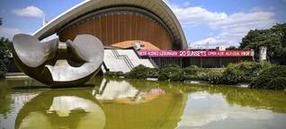 """""""20 Sunsets"""": Berliner Künstler bestreiten  schlankes Sommerfestival des HKW"""