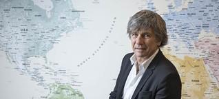 Globetrotter-Group-Chef André Lüthi: «Es ist eine gewaltige Durststrecke»