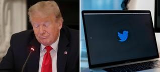 """Kommunikation in sozialen Netzwerken: """"Trump ist absolut symptomatisch für das Internet"""""""
