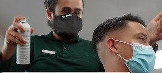 Friseurbesuch in der Coronakrise: So werden jetzt Haare geschnitten