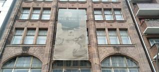 Student entdeckt vergessenen Paternoster in Hamburg