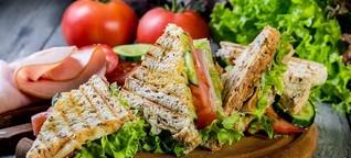 Dein Sandwich-Baukasten: belegte Brote mal anders