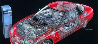 Nichts war Roger: General Motors erstes Elektroauto EV1
