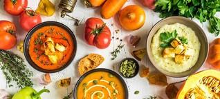Herbstglück - Tipps und Tricks für wärmende Suppen
