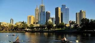 Australien: Was Melbourne zur glücklichsten Stadt der Welt macht