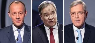 Der neue Mann an der Spitze der CDU wird seinen Politikstil ändern müssen