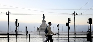 Corona-Kultur europäisch - Portugal