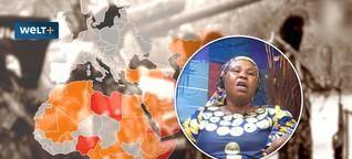 Christenverfolgung in Nigeria: Nachdem sich ihr Mann geweigert hatte, Christus zu leugnen, brachte ihn Boko Haram um - WELT